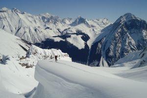 Esquí de montaña en Canadá : Icefall lodge